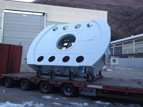 DAG Turkish Telescope Turret - Transport