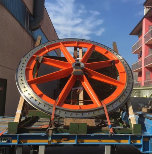 Flywheel - Transport