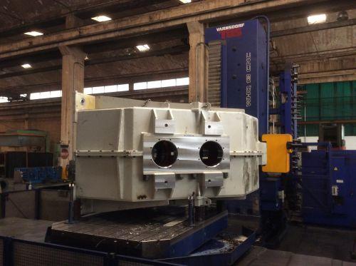 Gearbox Shell - Mechanical Machining