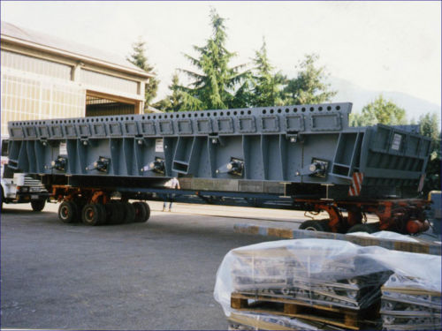 Incineration Plant Grid - Transport