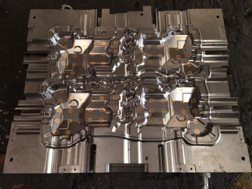 Mold - Mechanical Machining