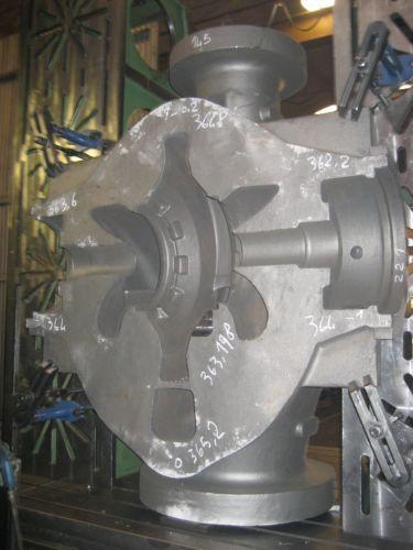 Pump Shell