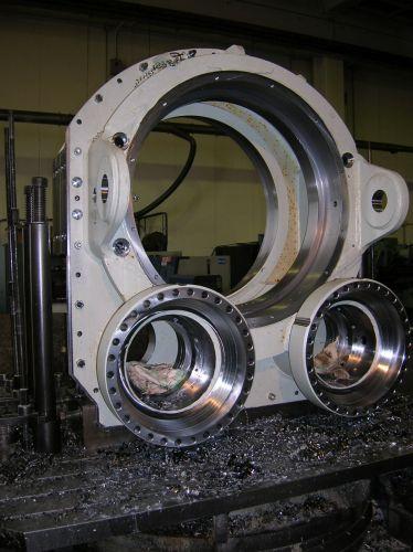 Rotary - Mechanical Machining