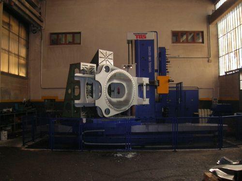 Telaio - Lavorazione Meccanica